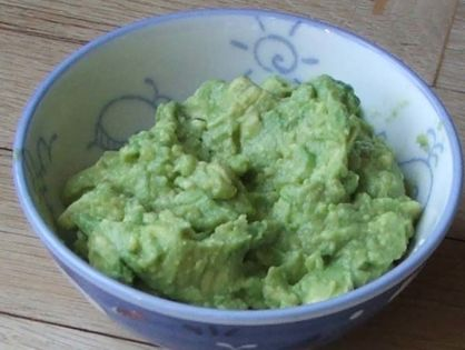 Time Capsule #1 - Guacamole Recipe