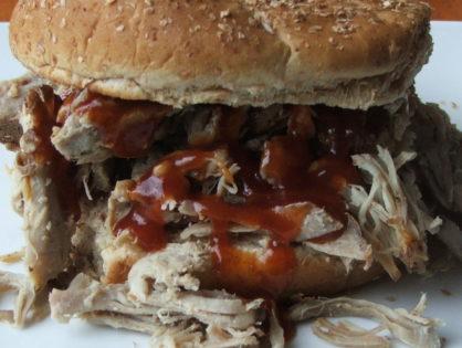 Kentucky-style Slow-Cooker Pork Barbecue