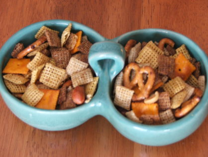 Oven-Baked Chex Mix Recipe