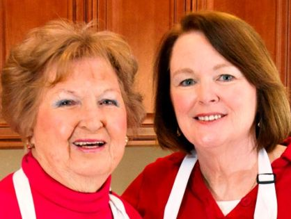 Cookbook Author Interview: Sue Messick: Set Your Cookbook Goals and Keep Working!