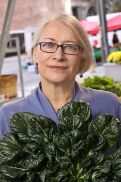Cookbook Author Interview: Rona Roberts: If you Love Some Aspect of the Food World...Write A Cookbook