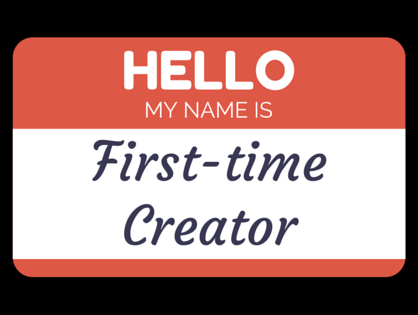 3 Challenges of First-Time Creators