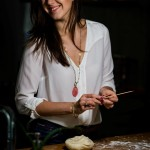 Cookbook Author Interview: Gintare Marcel: Everything Is Possible Once You Put Your Mind To It
