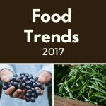 Food Trends 2017