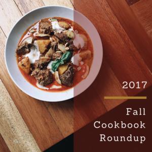 Fall Cookbook Roundup 17