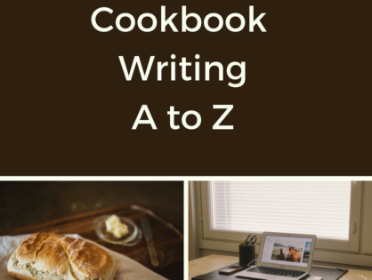 Cookbook Writing A to Z