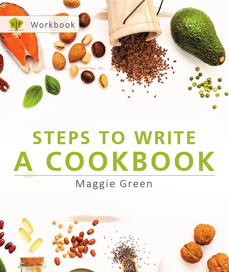 Cover Image Steps To Write a Cookbook