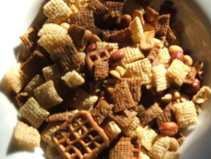 Oven Baked Chex Mix Recipe