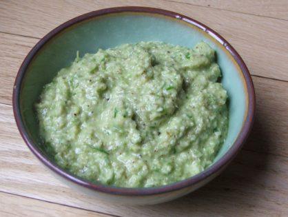 Garlic Scape PestoRecipe