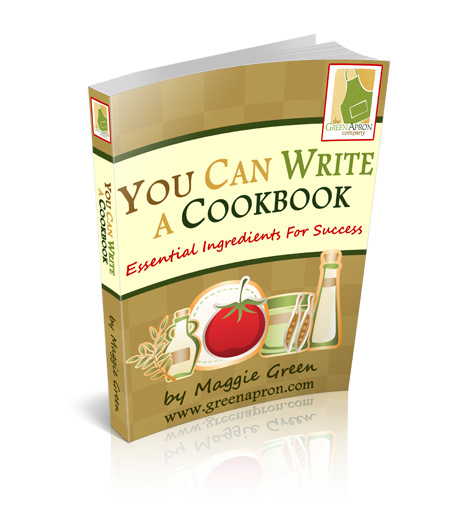 Do You Want To Write A Cookbook?