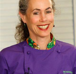 Cookbook Author Interview:  Jill Nussinow: The Veggie Queen™