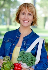 Cookbook Author Interview: Sharon Palmer: People Like to Hold Cookbooks in Their Hands