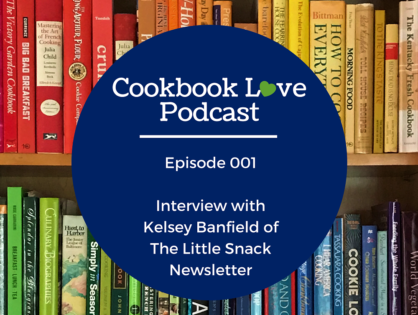 Episode 1| Interview with Kelsey Banfield of Little Snack Newsletter