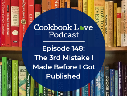 Episode 148: The 3rd Mistake I Made Before I Got Published